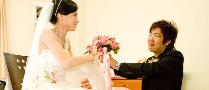 台中|宏恩婚禮迎娶與教堂婚禮與宴客 @3C 達人廖阿輝