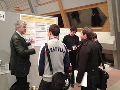 ICASSP poster session
