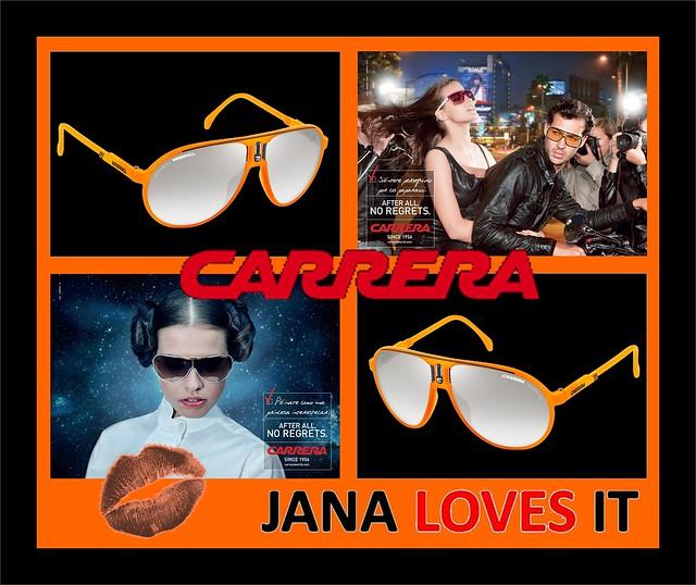 Naranja - Carrera