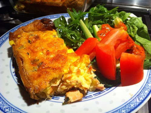 Baked Salmon Pie by mjd-s