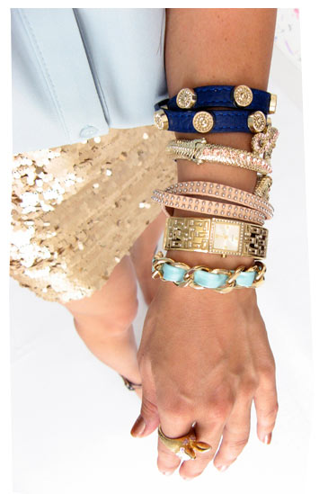 Wanderlust + Co - Arm Party!