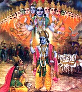 yoga-sannyasta-karmanam jnana-sanchinna-samsayam atmavantam na karmani nibadhnanti dhananjaya