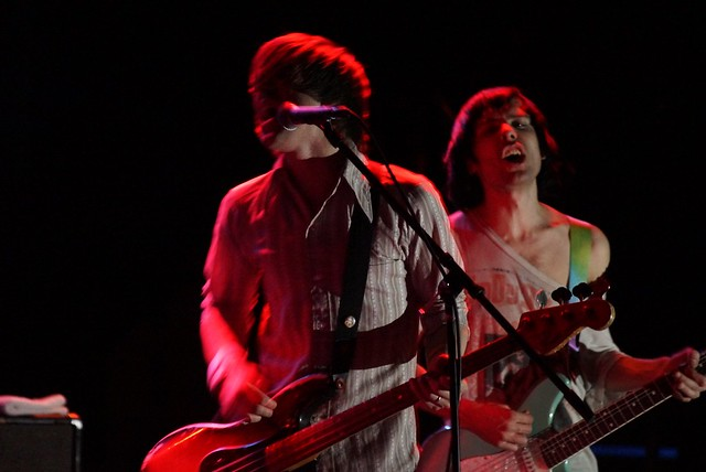 The Cribs @ Music Hall of Williamsburg 4/13