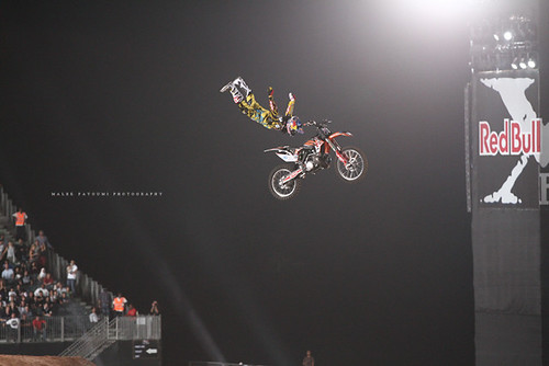 Redbull X-FIghters Dubai 2012