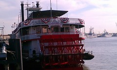 ferry, vehicle, ship, sea, harbor, paddle steamer, watercraft, boat, steamboat,