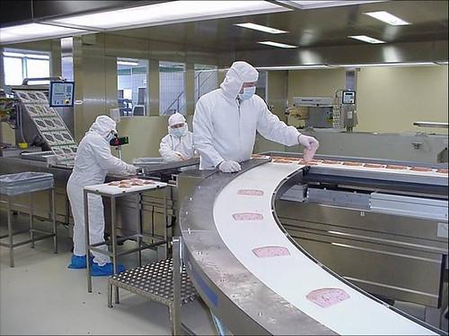 Salas Limpias en la nueva planta de ElPozo en Murcia