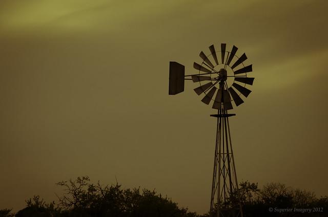 Iowa Windmill