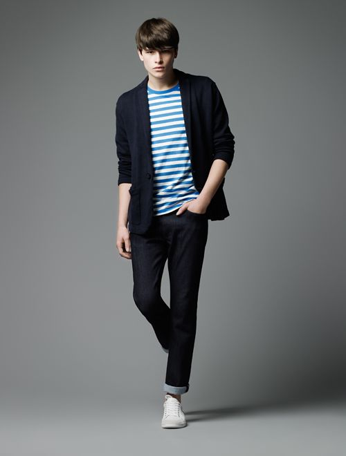 Hugh Vidler0020_Burberry Black Label SS12