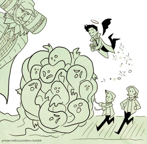 Katamari - obra de Pickles