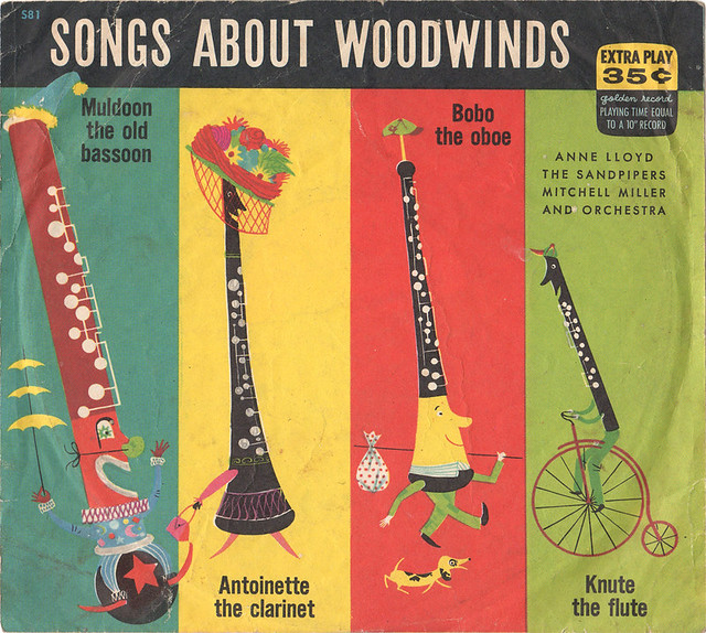 Songs About Woodwinds