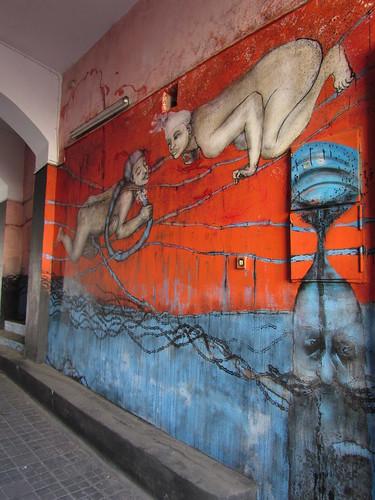 Streetart in Katowice