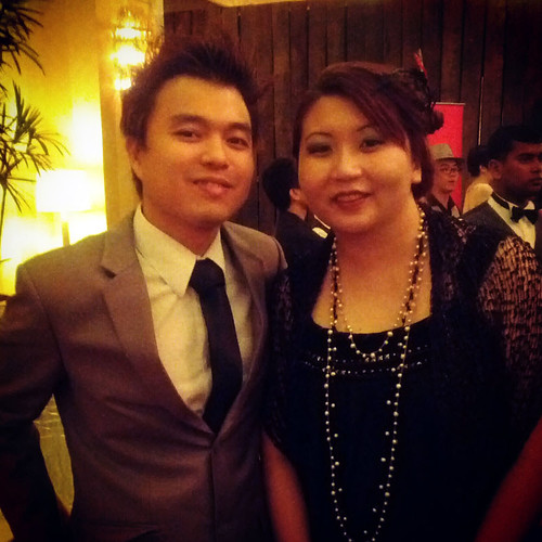 Boh Cameronian Arts Awards - Huai Bin, Suanie