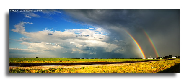 06022012 Double rainbow panorama