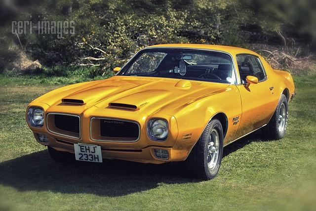 Classic Car Shows Scotland