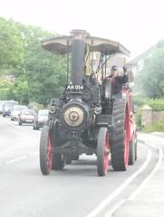 Traction engine C , Ringmer