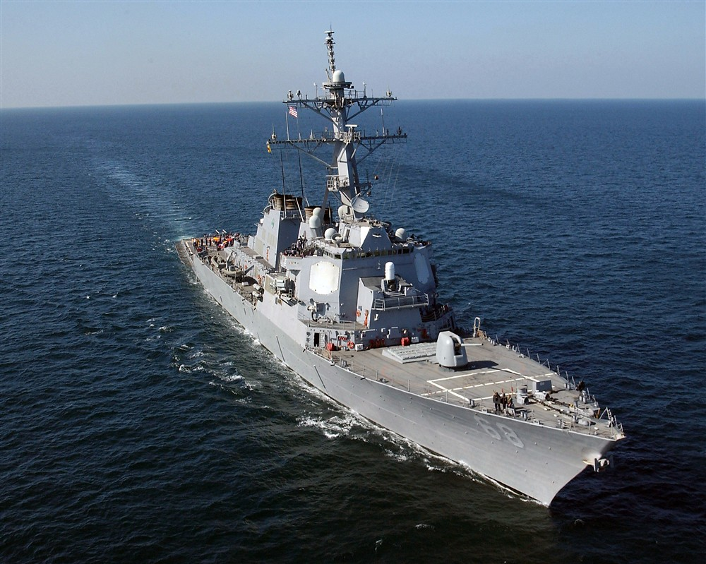 USS The Sullivans (DDG 68)