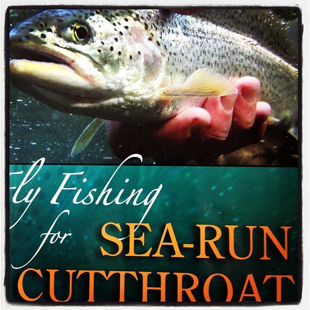 sea-run cutthroat book