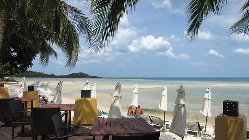 Koh Samui Kandaburi Resort -beach サムイ島カンダブリリゾート (2)