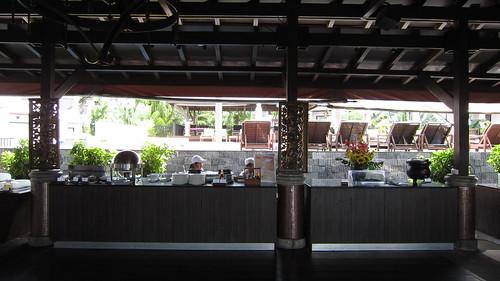 Koh Samui Kandaburi Resort Breakfast サムイ島カンダブリリゾート 朝食 (2)