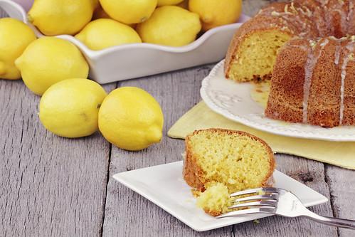 shutterstock Lemon Velvet Cake
