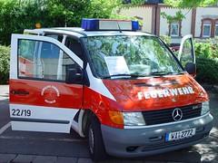 Frühere Fahrzeuge der FF Kostheim