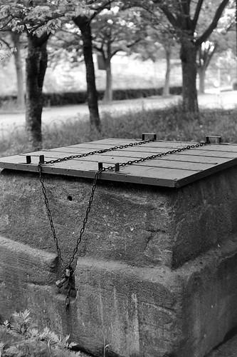 封印された井戸/sealed well