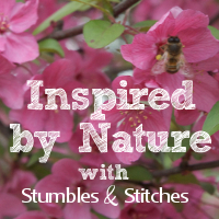 Inspired by Nature BUTTON