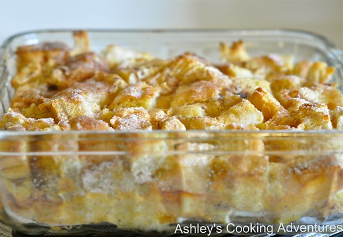 Ashley S Cooking Adventures French Toast Casserole