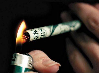 quit cig money