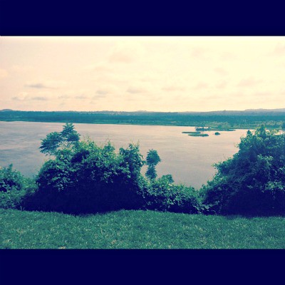 Anna Nile River by Ugandan Hostel resized