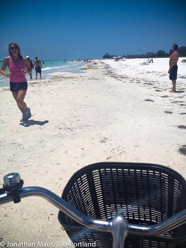 Bikes in Siesta Key, Florida-16