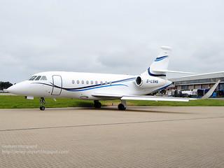 G-LSMB Dassault Falcon 2000EX