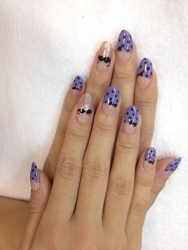 acrylic extensions, beauty blog, Beauty blogger, benefits of gelish nails, creative nail art, gel extensions, gelish nails, gelish nails versus gel extensions, lifestyle blog, milly's, nadnut, nail art, nails, nails blog, nice nail designs, singapore lifestyle blog