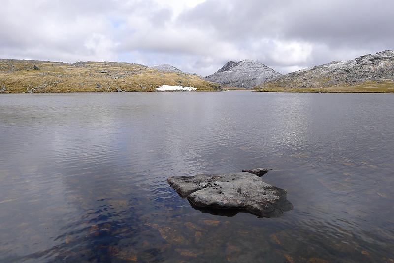Lochan on Sgurr na Feartaig