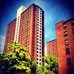 Robert Fulton Houses (Chelsea) by JasonParis, on Flickr