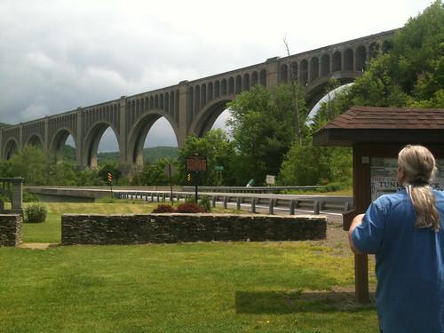 Tunkahannock Aquaduct
