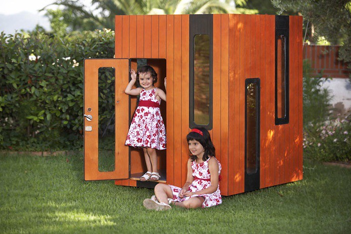 modern childrens playhouse design