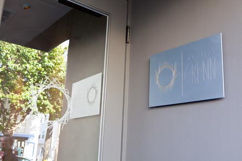 Exterior of Atelier Crenn