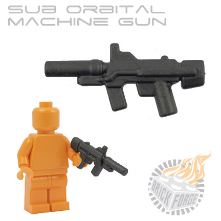 Sub Orbital Machine Gun - Carbon