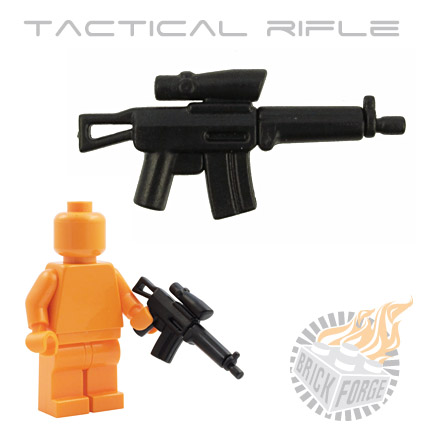 Tactical Assault Rifle - Black