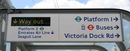 Royal Victoria DLR Station