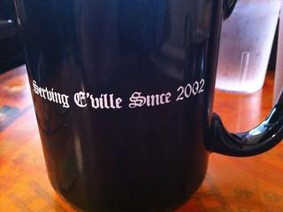 Serving E'Ville since 2002