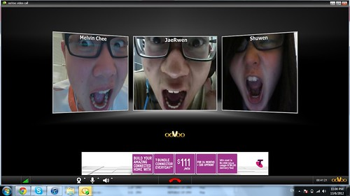 OOVOO mouth