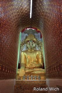 Nyaungshwe - Yadana Mann Aung Pagoda