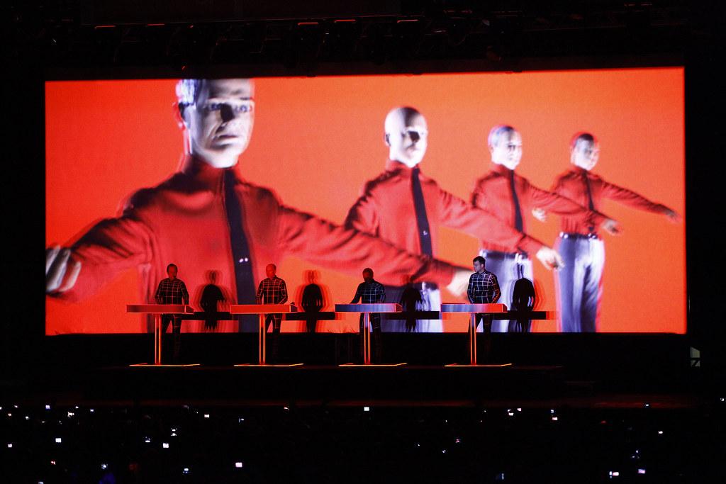 Sónar São Paulo 2012 - Kraftwerk