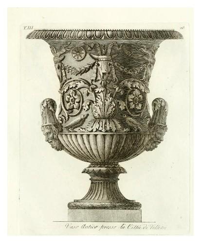 013-Manuale di varj ornamenti componenti la serie de' vasj antichi…Vol 3-1740-Carlo Antonini