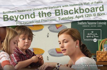 Film Beyond The Blackboard
