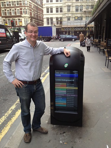 Webconverger software in London #renew #amazing #websignage