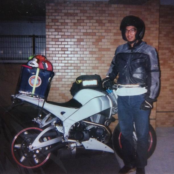 2003年9月1日〜9月17日 西日本一周一人旅。14泊15日。5824km。バイクはBuell XB9R。