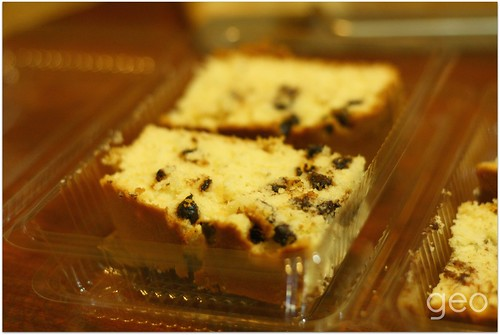 butter with choco chips